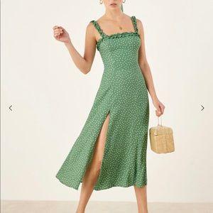 Reformation Arielle dress